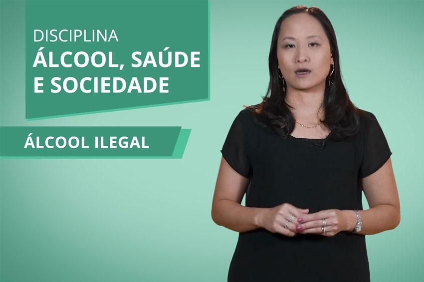 Videoaula: Bebidas alcoólicas não registradas