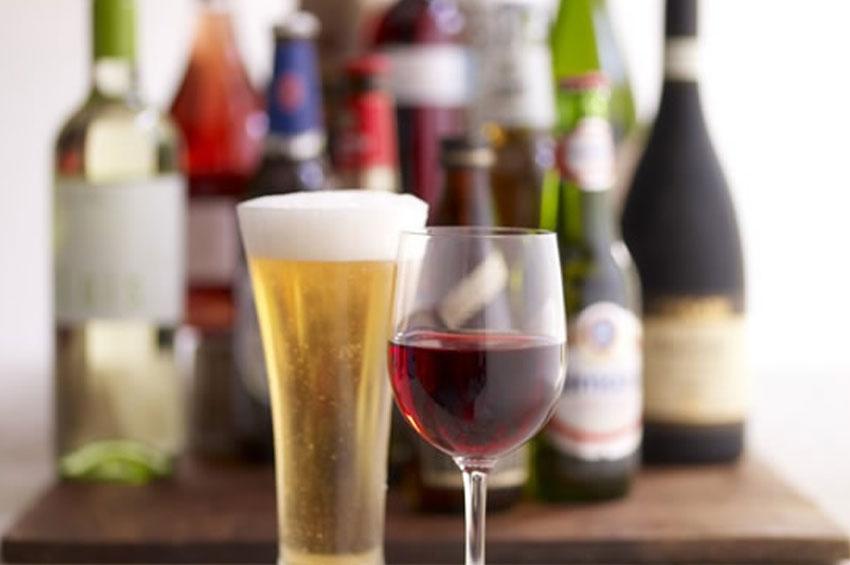 Padrões de consumo de bebidas alcoólicas