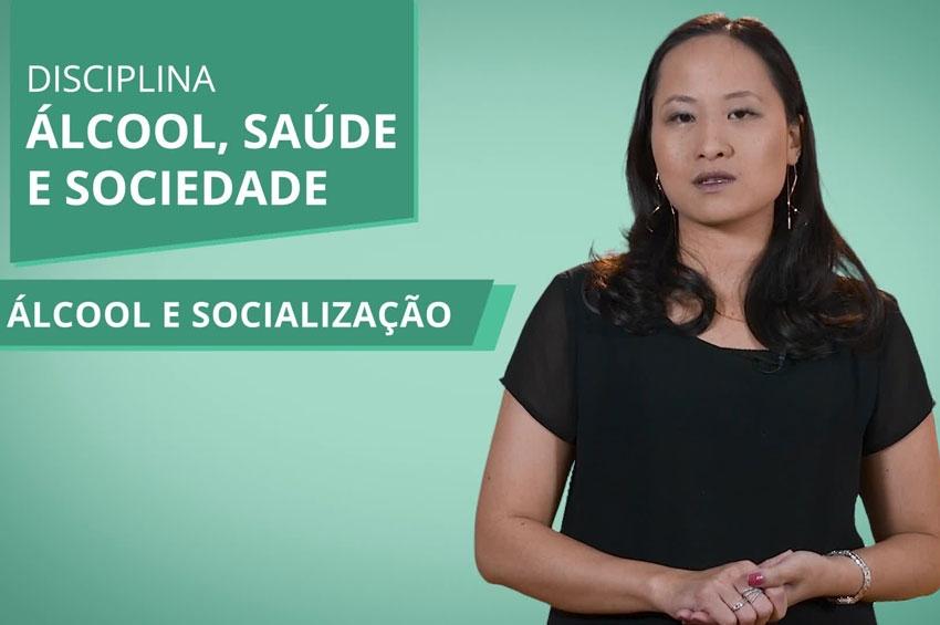 Videoaula: Álcool e Socialização