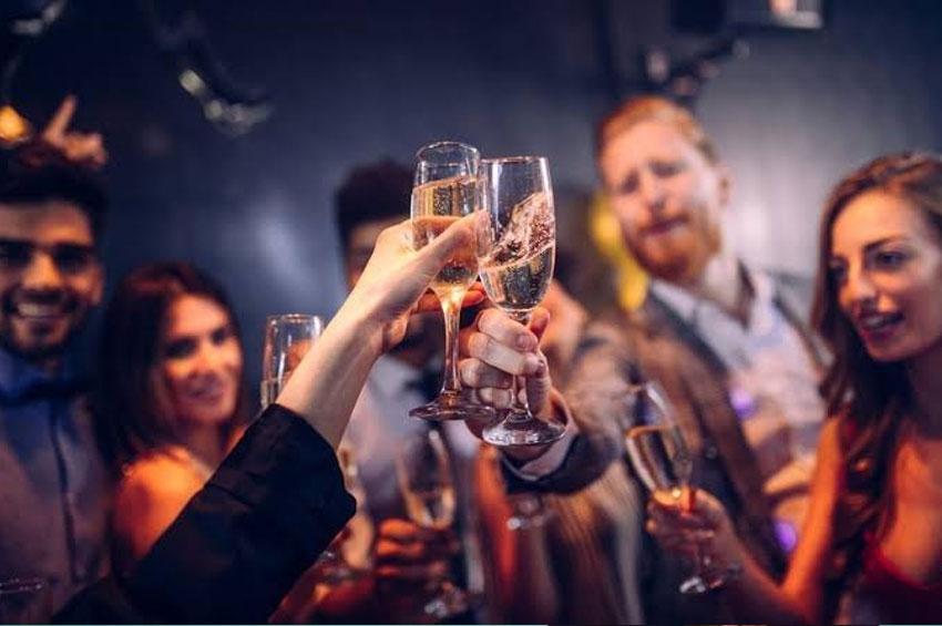 Você faz escolhas saudáveis na hora de comemorar?